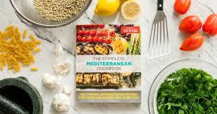 The Mediterranean Kitchen - the book the complete mediterranean cookbook