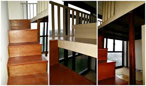 floor level bed mezzanine deck singapore design renovation