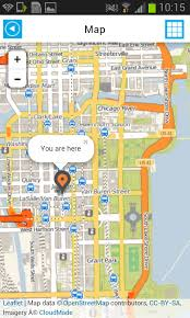 chicago map chicago offline map guide android apps on play