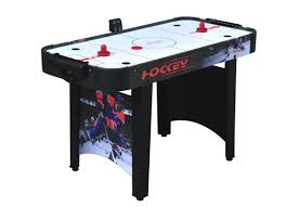 84 air hockey table classic sport ice time ii 84 air hockey table reviews modern