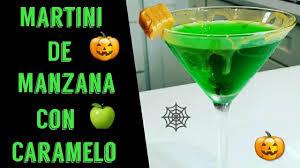 martini manzana con caramelo caramel apple martini youtube