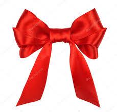 satin ribbon bows gift satin ribbon bow stock photo ravnodenstvie 6883870