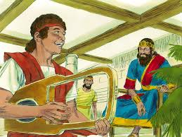 free bible images jonathan and david promise loyalty and