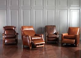 ethan allen leather furniture for charming and comfortable home