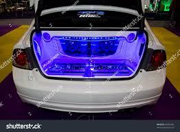 lexus es300h thailand bangkok december 4 car audio show stock photo 90230458 shutterstock