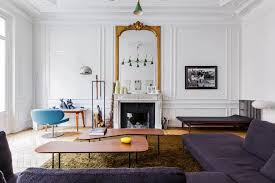 mid century modern apartment living room viewing gallery in ideas