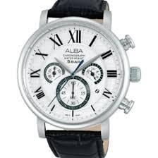 Jam Tangan Alba Pria jam tangan alba original pria tali kulit at3573x1
