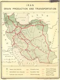 Stanford Maps Iran Maps U0026 Charts