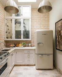 kitchen style contemporary retro kitchen design light gray curve