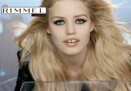 Get The Rimmel Look Meme - georgia may jagger gets lashed rimmel mascara commercial banned for