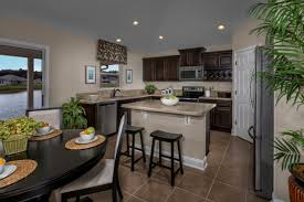 Kitchen Design Jacksonville Florida Huge White Kitchen With Colorful Tiled Backsplash The Southfield