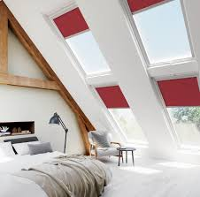 velux red skylight blinds for velux