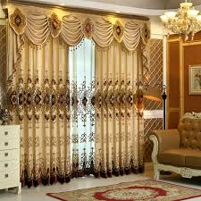 Living Room Curtains With Valance by Popular Chenille Fabric Buy Cheap Chenille Fabric Lots From China
