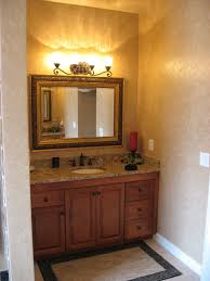 heigth of lighting over bathroom sink interiordesignew com