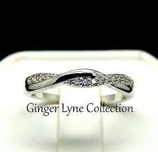 dakota wedding band dakota twisted anniversary wedding band ring lyne collection