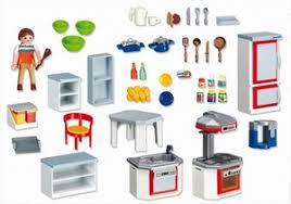fourniture de cuisine acheter playmobil 4283 cuisine avec fourniture joubec acheter