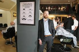 lockharts barber shop keeps sharp reputation local herald