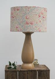 Oak Table Lamp Oak Vase Table Lamp Natajaqnatajaq