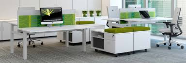 Designer Office Desks Furniture Mesmerizing Contemporary Office Furniture Pods With