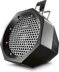 yamaha pdx 11 black portable ipod iphone powered speaker
