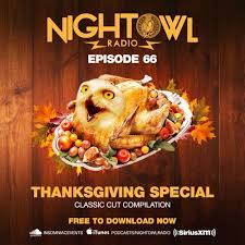 owl radio 066 ft thanksgiving special classic cut