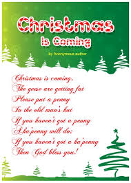 christmas poems for kids christmas cards and cards
