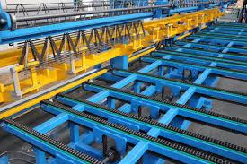 tralicci elettrosaldati impianti per la produzione di tralicci elettrosaldati just in time