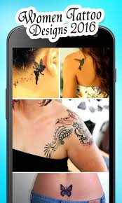 tattoo designs for women free app download android freeware