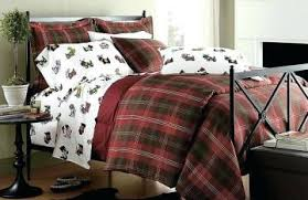 Plaid Bed Set Blue And Green Plaid Comforter Set Bed Linen Gallery