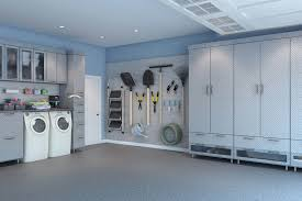 garage storage ideas garages brushed aluminum melamine find