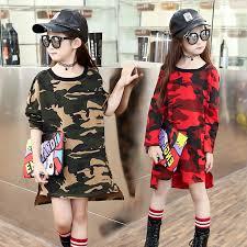 online get cheap children camouflage dresses aliexpress com