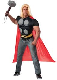 thor costume men s marvel thor costume costumes