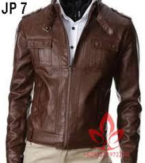 desain jaket warna coklat jaket kulit coklat tua jp 7