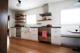 kitchen remodel of irvington bungalow a mod trad fusion by hammer