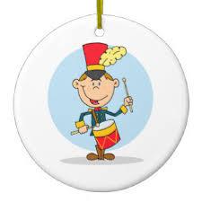 drummer boy ornaments keepsake ornaments zazzle