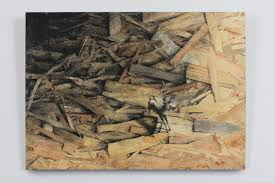 artwork on wood get in a splinter shower in these graphite on wood works
