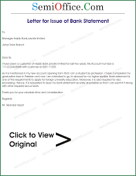 Request Letter Of Bank Statement sle authorization letter request bank statement