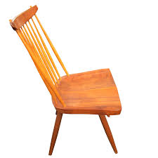 George Nakashima Furniture by Midcentury Retro Style Modern Architectural Vintage Furniture From