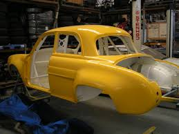 renault dauphine ross u0027s new dauphine racing car page 3