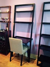 crate and barrel ladder desk crate barrel sloan leaning desk and chair furniture in anaheim