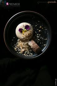 cuisine premier chef thanos stasinos from nikkei restaurant in athens created a