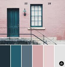 Good Color Pairs 25 Best Pink Color Schemes Ideas On Pinterest Spring Color