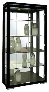 curio cabinet with light wall curio modern wall curio cabinet modern curio cabinet with