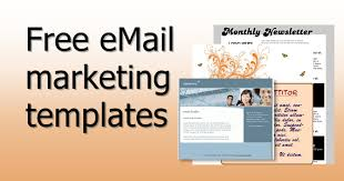 free email marketing templates email marketing