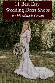 wedding dress etsy 11 best etsy wedding dress shops for handmade gowns junebug weddings