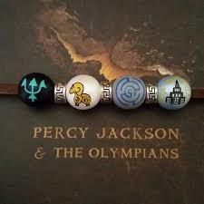 percy jackson necklace c half blood lightning theif