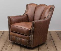 Swivel Chair Leather by Arizona Swivel Chair Western Accent Chairs Our Customers Tell Us