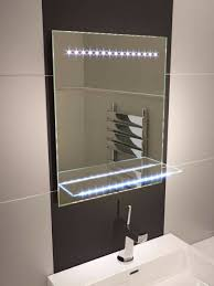 bathroom mirror lights with shelf u2022 bathroom lighting
