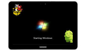 run windows on android run windows 7 on android agr technology