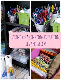 spring cleaning organization tips i dig pinterest